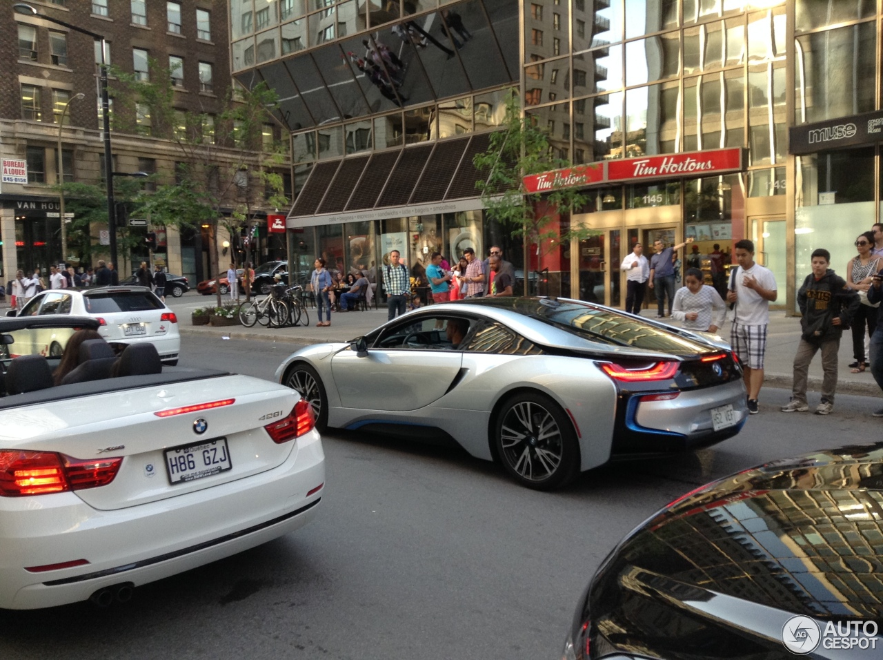 BMW i8   12 June 2015   Autogespot