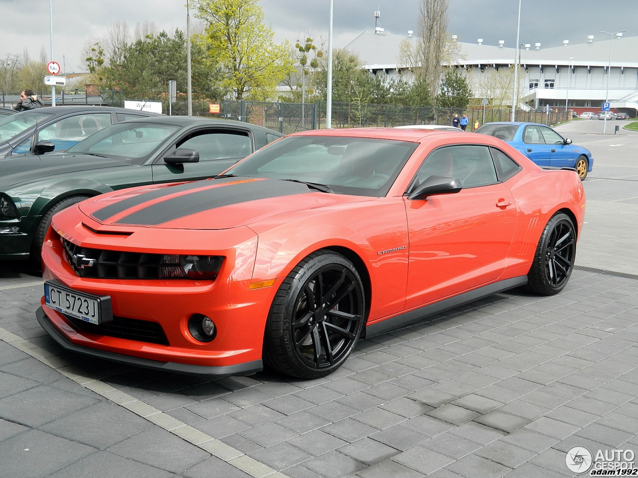 chevrolet camaro ss 1le 12 juni 2015 autogespot. Black Bedroom Furniture Sets. Home Design Ideas