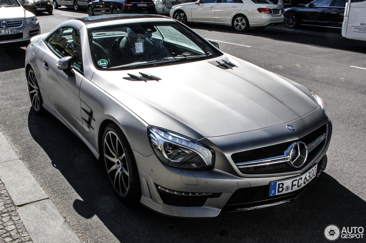 Mercedes benz sl 63 amg r231 2look edition 12 juni 2015 for Mercedes benz sl 63 amg