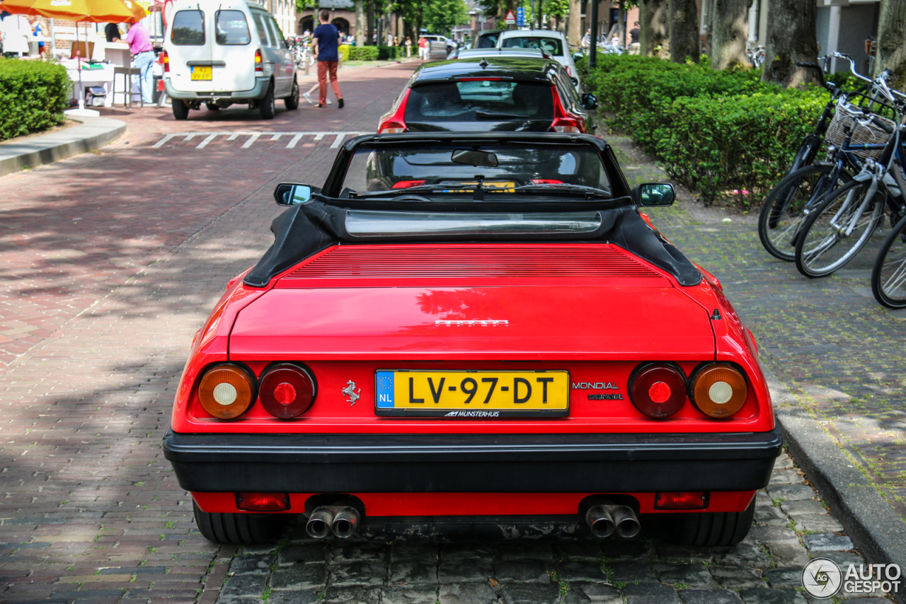 ferrari mondial 8 cabriolet 14 june 2015 autogespot. Black Bedroom Furniture Sets. Home Design Ideas