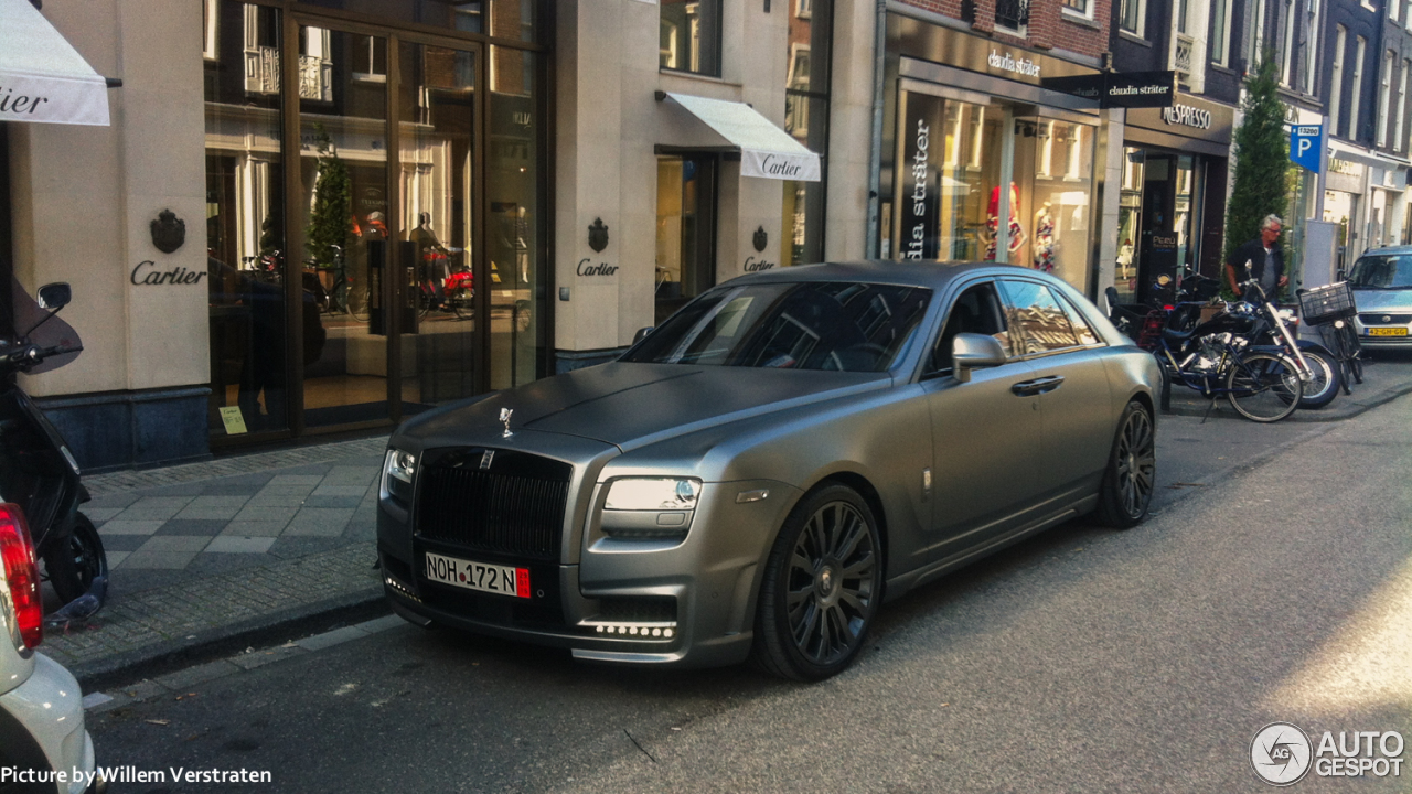 rolls royce ghost spofec 15 juin 2015 autogespot. Black Bedroom Furniture Sets. Home Design Ideas