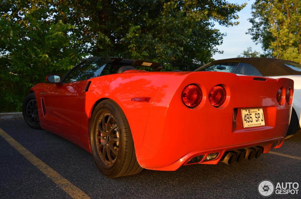 chevrolet corvette c6 convertible lingenfelter 16 june 2015 autogespot. Cars Review. Best American Auto & Cars Review