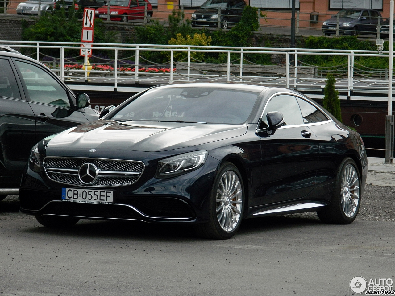 mercedes benz s 65 amg coup c217 16 juin 2015 autogespot. Black Bedroom Furniture Sets. Home Design Ideas