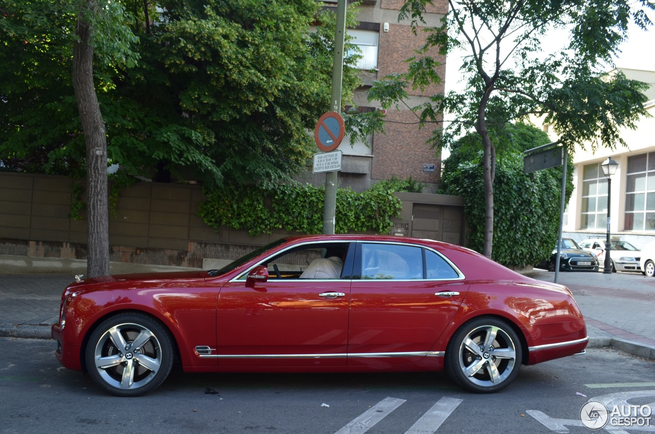 Bentley Mulsanne Speed 2015 - 17 June 2015 - Autogespot