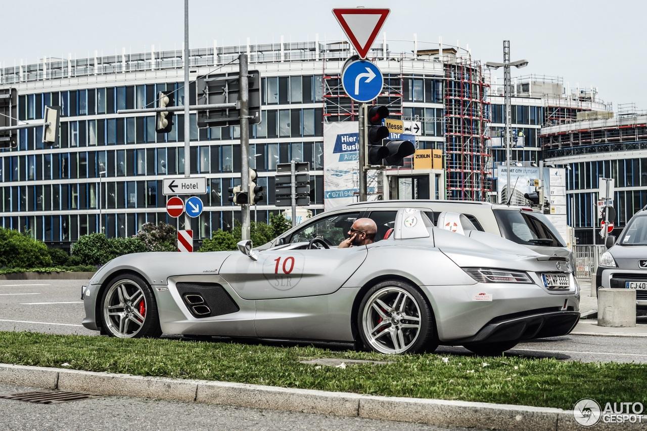 Mercedes Benz Slr Mclaren Stirling Moss 17 June 2015