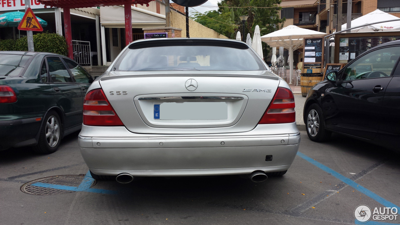 Mercedes benz s 55 amg w220 18 juni 2015 autogespot for Mercedes benz s 55