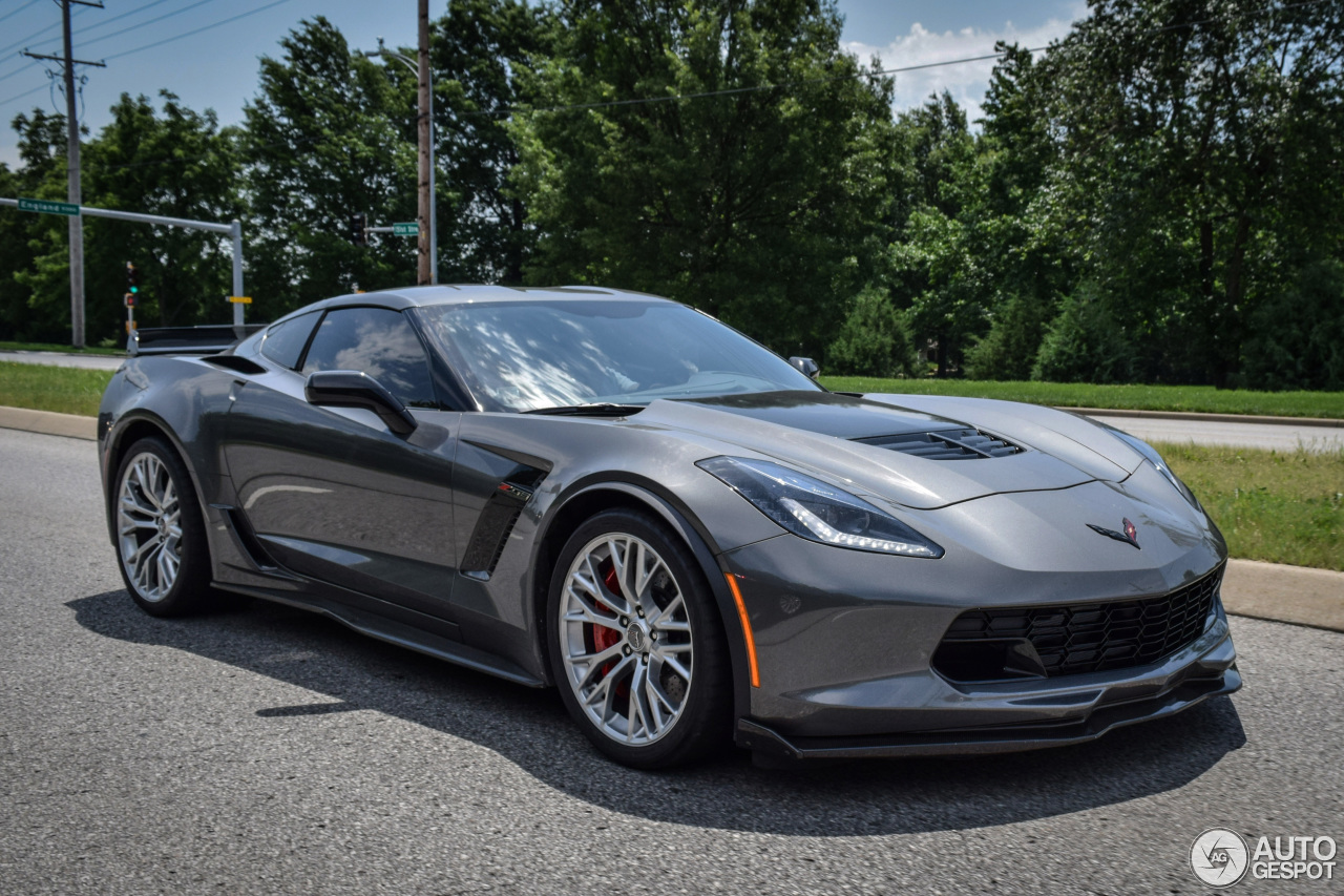 Chevrolet Corvette C7 Z06 - 19 June 2015 - Autogespot