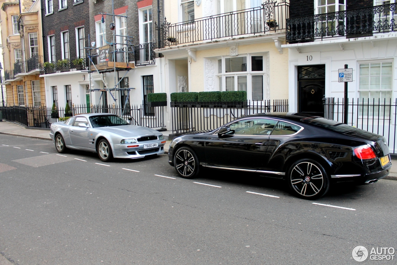 Aston Martin V8 Vantage V600 20 June 2015 Autogespot