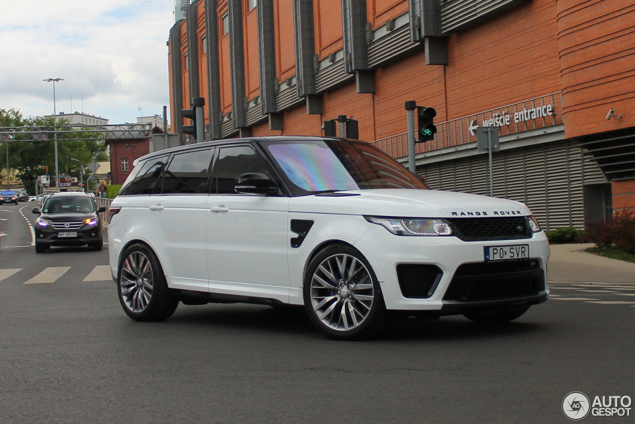 land rover range rover sport svr 20 june 2015 autogespot. Black Bedroom Furniture Sets. Home Design Ideas