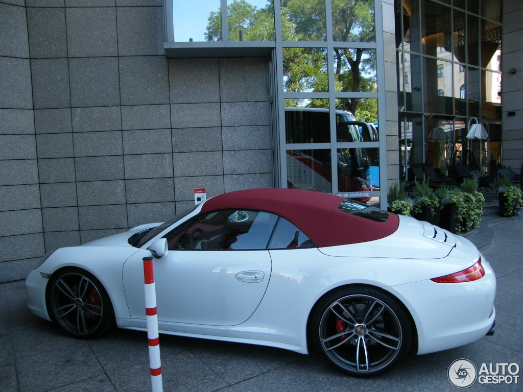 porsche 991 techart carrera 4s cabriolet 20 june 2015 autogespot. Black Bedroom Furniture Sets. Home Design Ideas