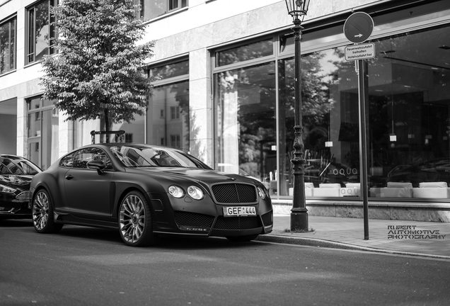 Bentley Mansory Continental GT Speed