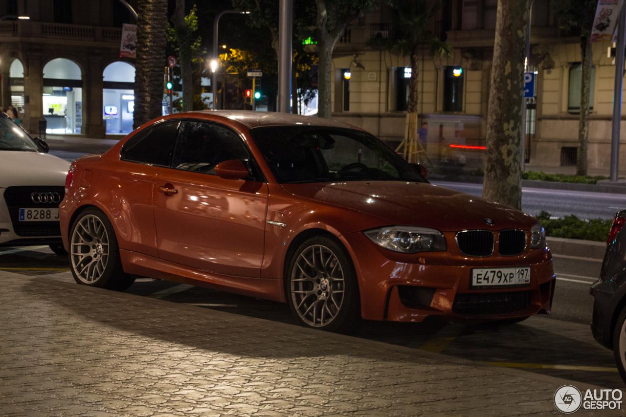 BMW 1 Series M Coup  21 June 2015  Autogespot