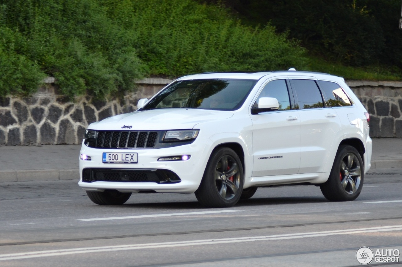 jeep grand cherokee srt 8 2013 22 june 2015 autogespot. Black Bedroom Furniture Sets. Home Design Ideas