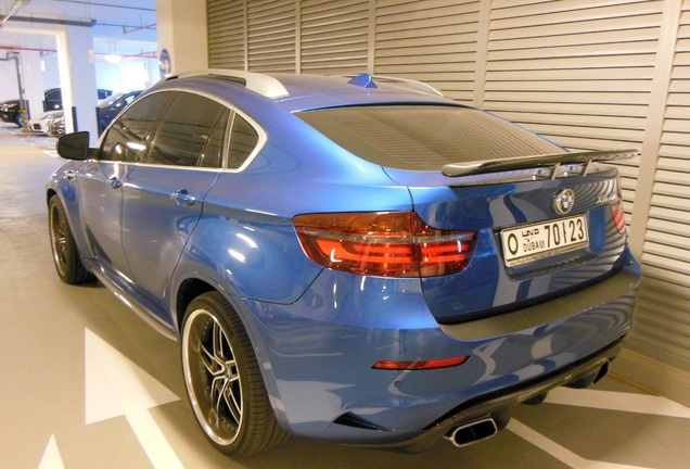 BMW AC Schnitzer X6 M