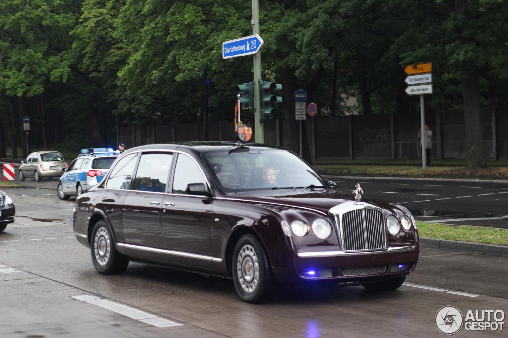 Bentley State Limousine - 23 June 2015 - Autogespot