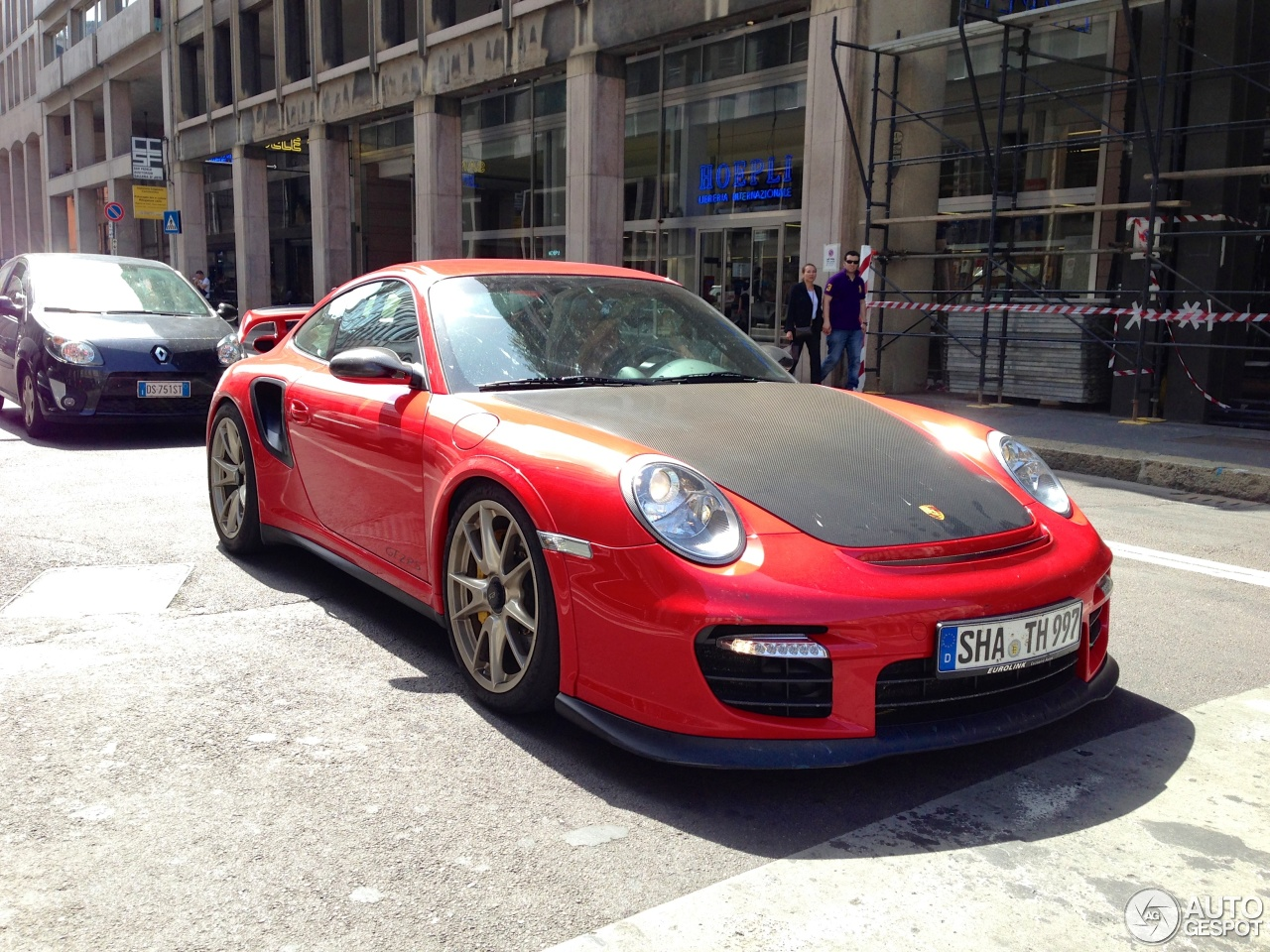 porsche 997 gt2 rs 23 june 2015 autogespot. Black Bedroom Furniture Sets. Home Design Ideas