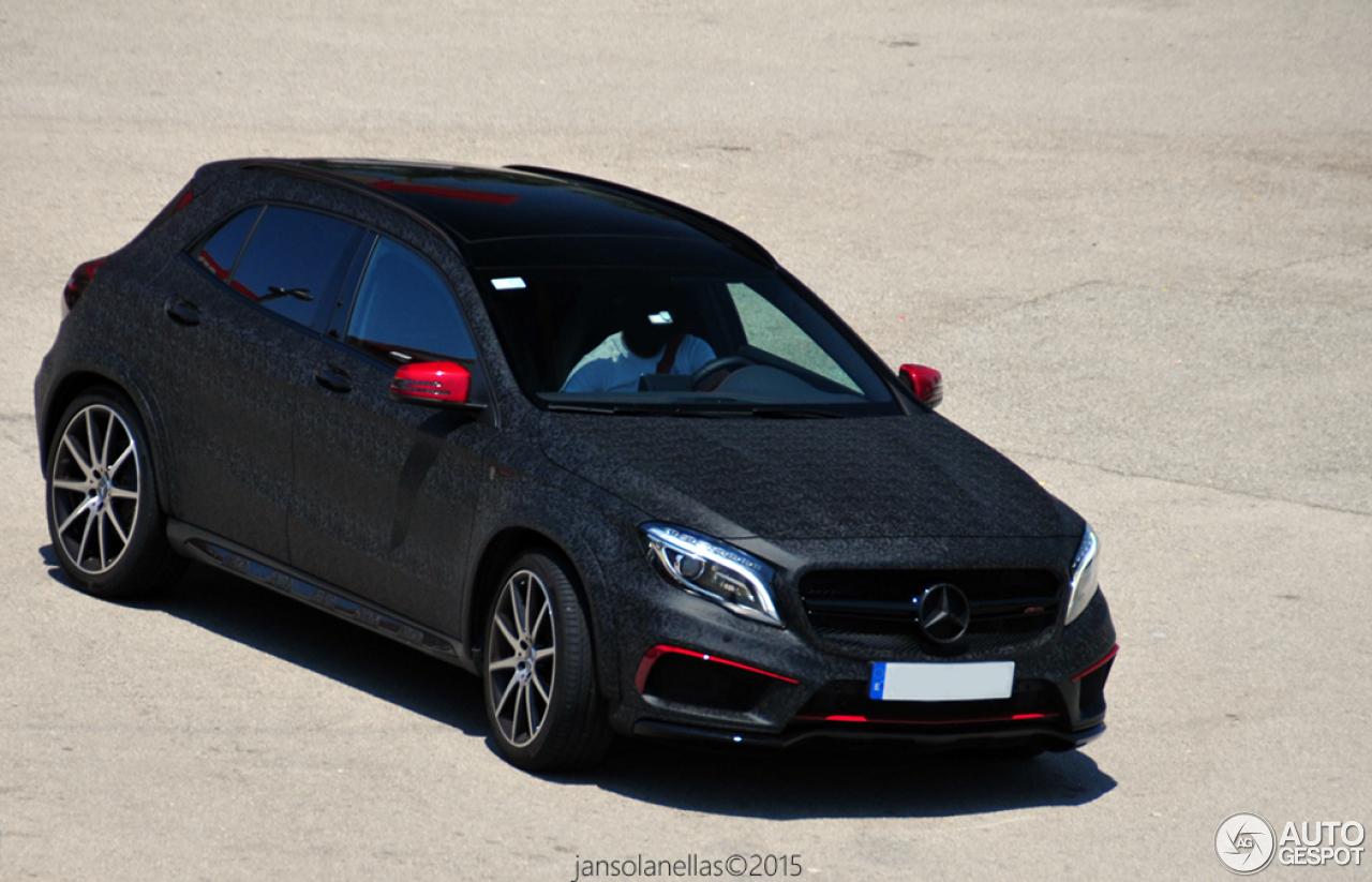 Mercedes benz gla 45 amg x156 25 june 2015 autogespot for 2015 mercedes benz gla