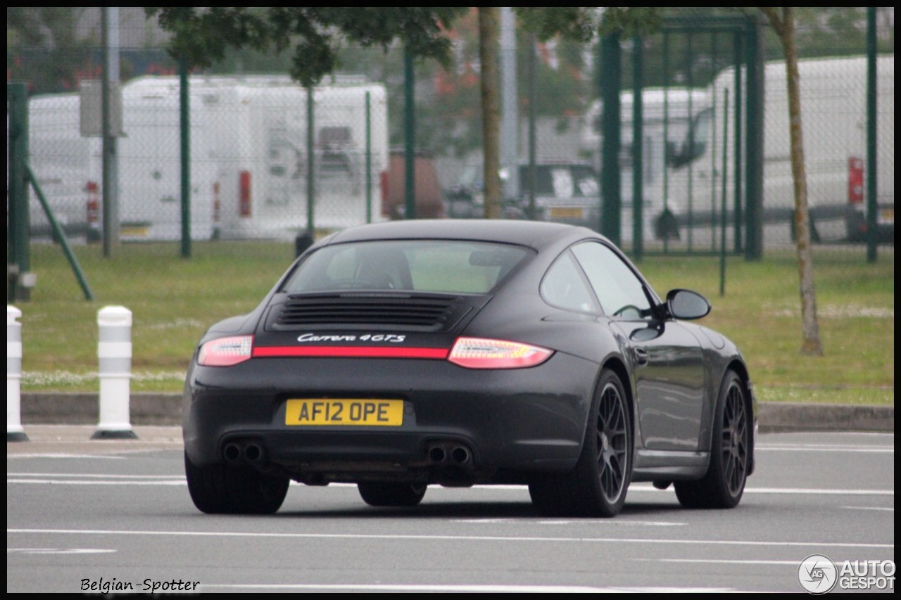 porsche 997 carrera 4 gts 25 june 2015 autogespot. Black Bedroom Furniture Sets. Home Design Ideas