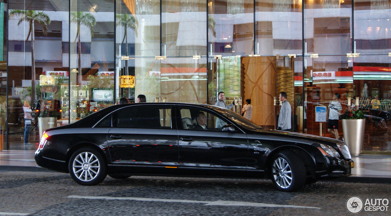 Maybach 62 S 2011 - 26 June 2015 - Autogespot