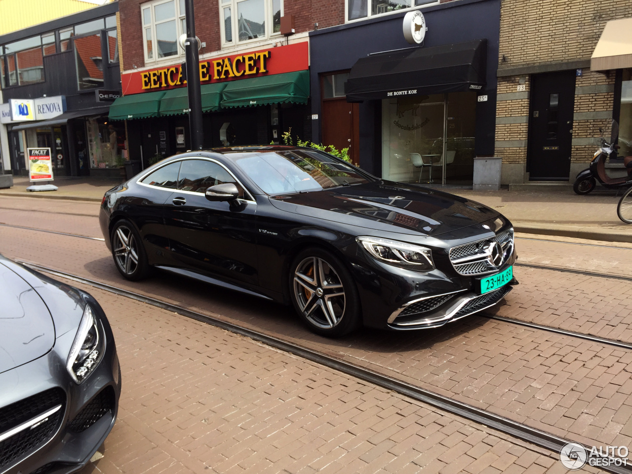 Mercedes benz s 65 amg coup c217 26 june 2015 autogespot for Mercedes benz cl65 amg coupe