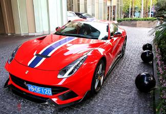 Ferrari DMC F12 SPIA