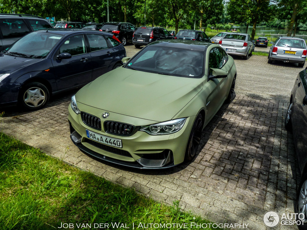 BMW Versus Performance M4 F82 Coupé - 28 June 2015 ...