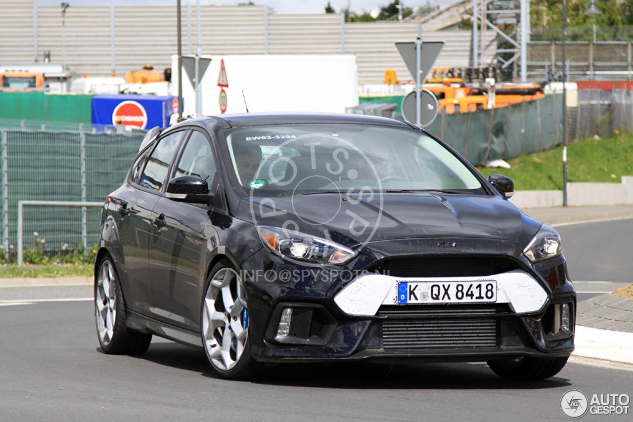 ford focus rs 2015 - 28 june 2015 - autogespot