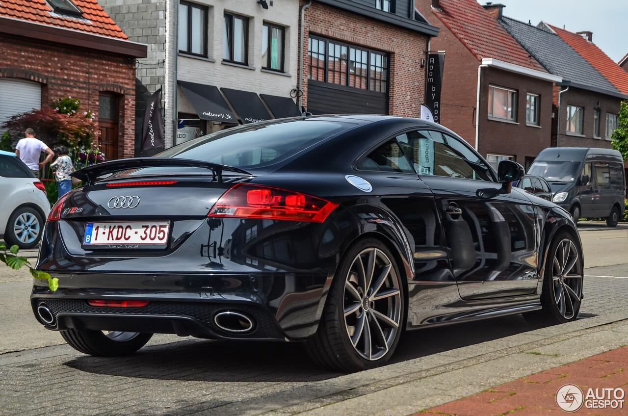 Audi Tt Rs 29 June 2015 Autogespot
