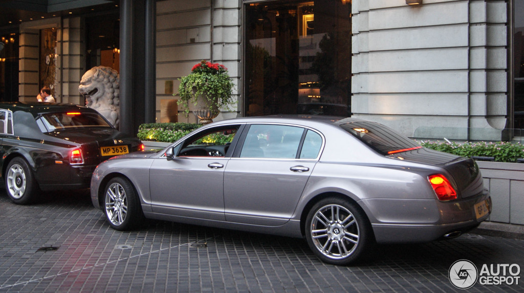 2009 Bentley Continental Flying Spur Series 51 Car Pictures