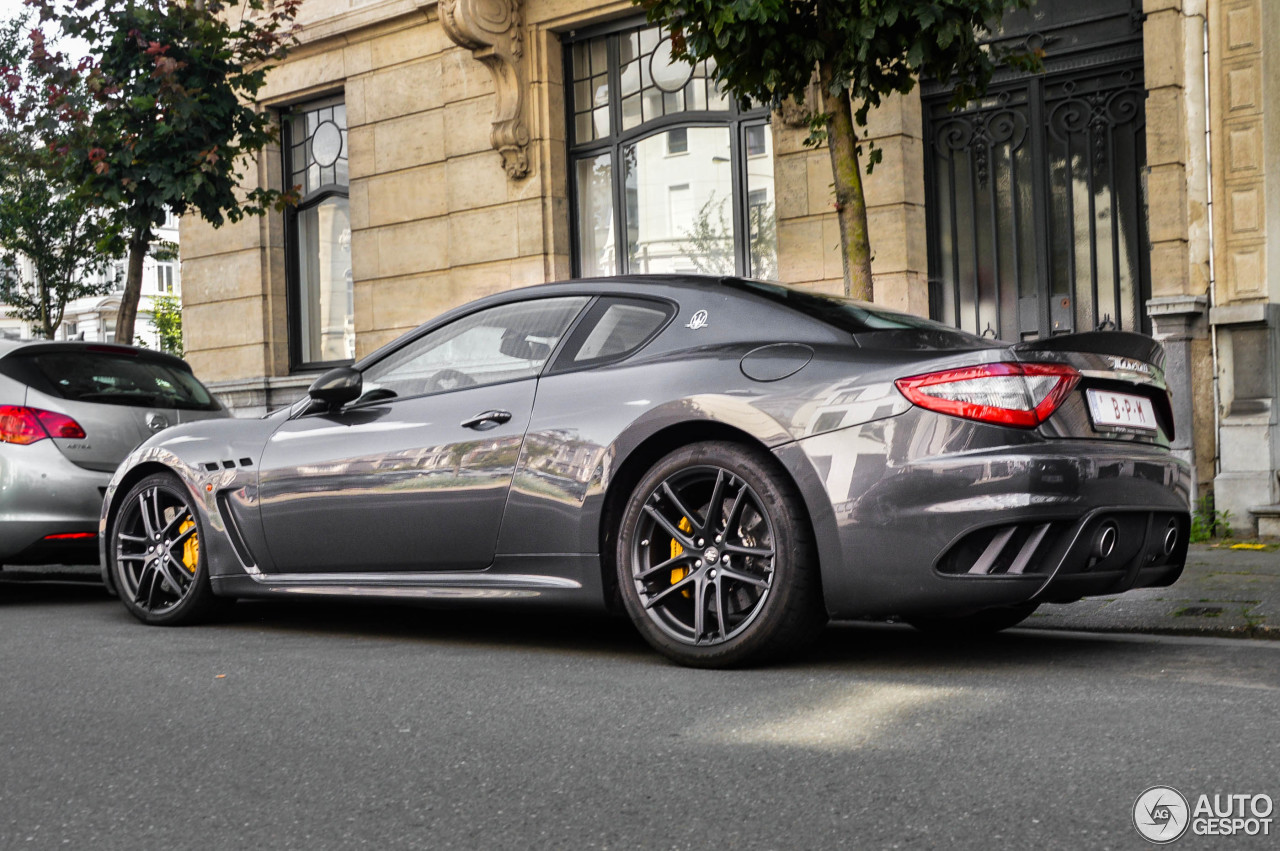 maserati granturismo mc stradale 2013 29 june 2015 autogespot. Black Bedroom Furniture Sets. Home Design Ideas