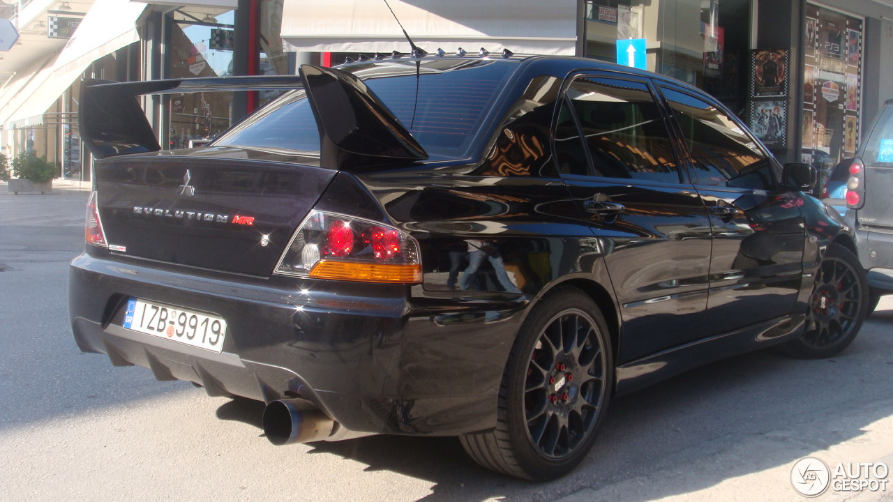 Mitsubishi Lancer Evolution IX MR - 29 June 2015 - Autogespot