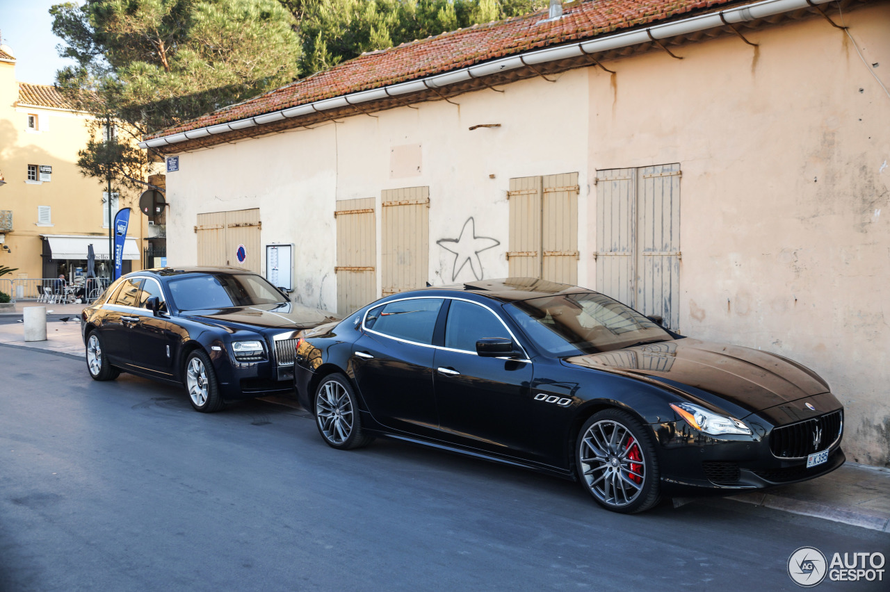 maserati quattroporte gts 2013 30 june 2015 autogespot. Black Bedroom Furniture Sets. Home Design Ideas