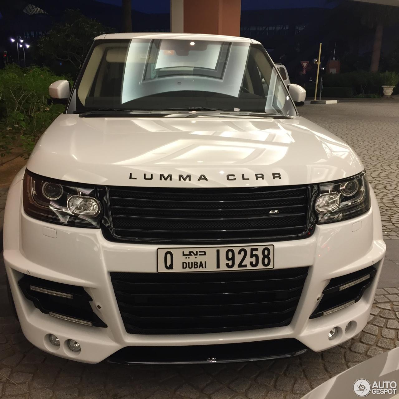 Land Rover 2010 Price: Land Rover Range Rover Lumma CLR R