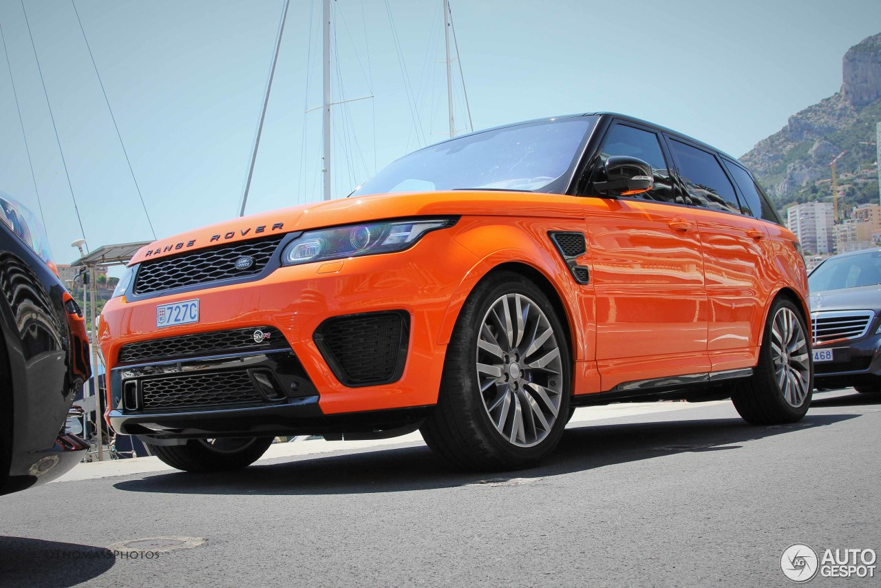 land rover range rover sport svr 1 july 2015 autogespot. Black Bedroom Furniture Sets. Home Design Ideas