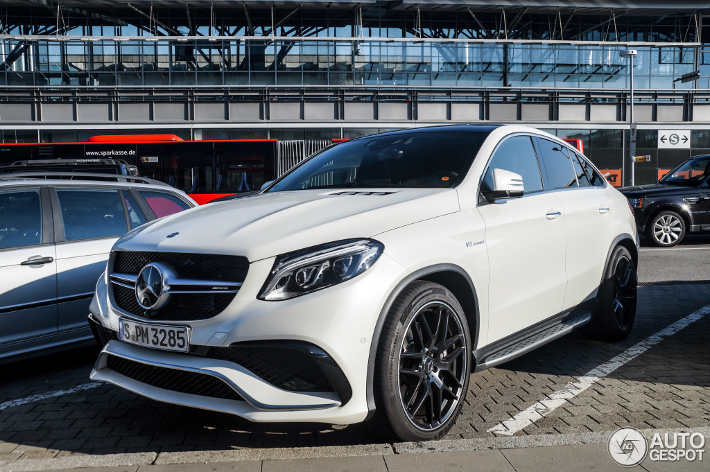 mercedes amg gle 63 coupe 1 july 2015 autogespot. Black Bedroom Furniture Sets. Home Design Ideas
