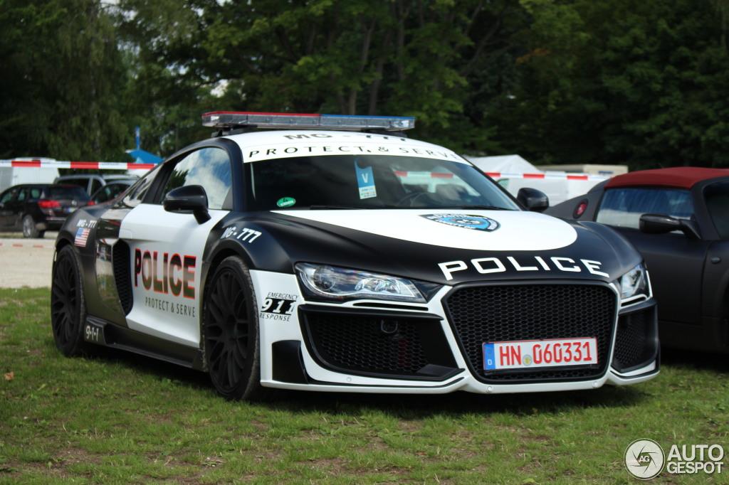 Audi R8 V10 Regula Tuning 2 July 2015 Autogespot