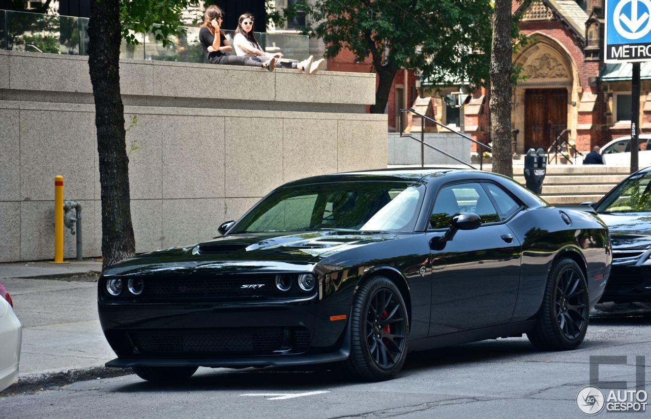 Challenger 2010 Negro >> Dodge Challenger SRT-8 Hellcat - 2 July 2015 - Autogespot