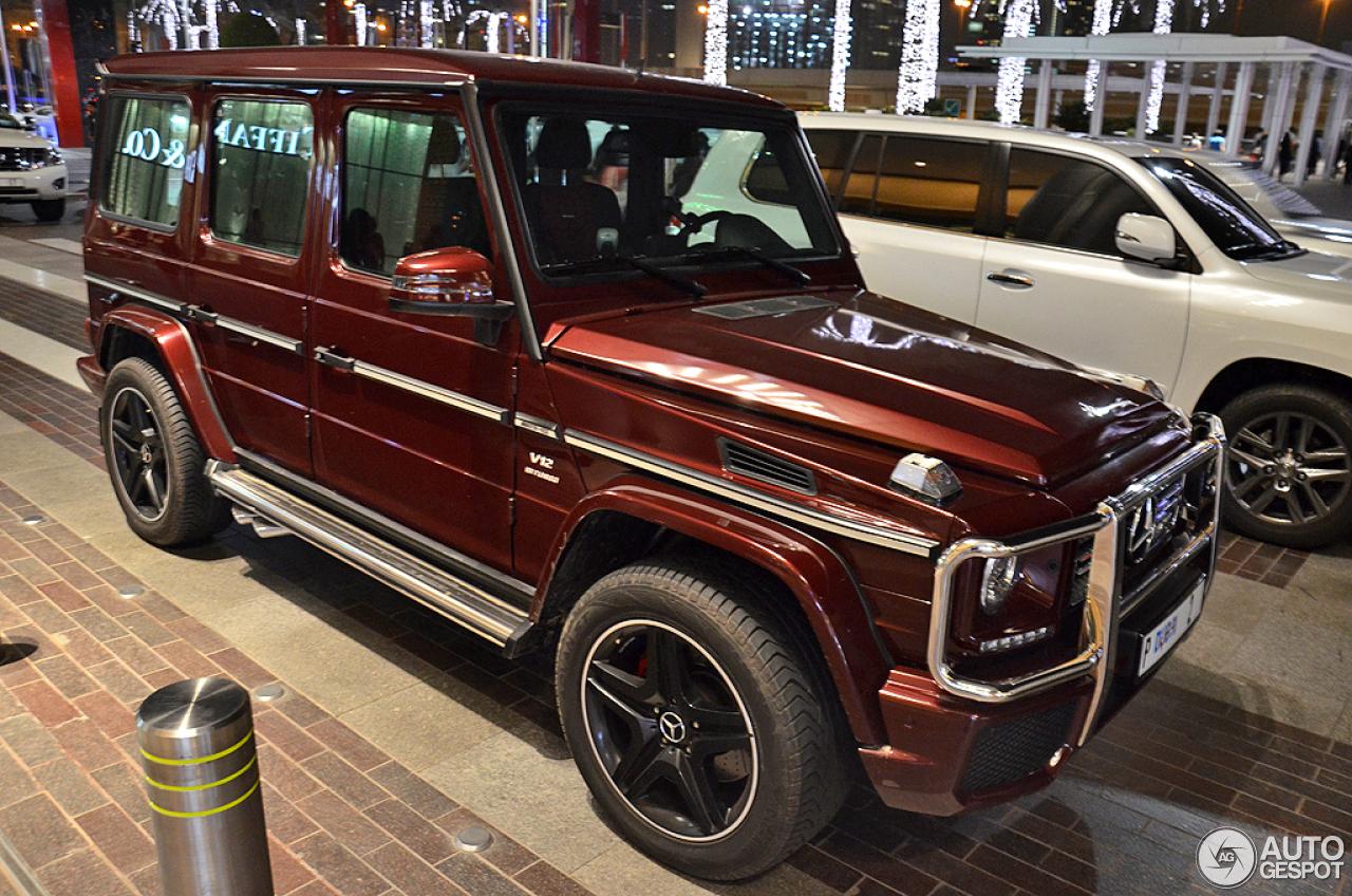Mercedes benz g 65 amg 2 july 2015 autogespot for Mercedes benz westminster colorado