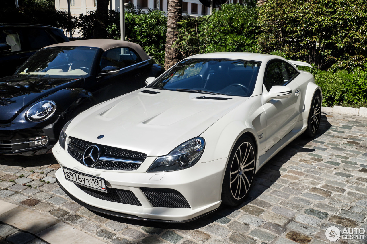 Mercedes benz sl 65 amg black series 3 july 2015 for Mercedes benz sl65 amg black series price