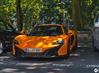 McLaren 650S Spider