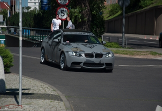 BMW M3 E92 G-Power Hurricane RS
