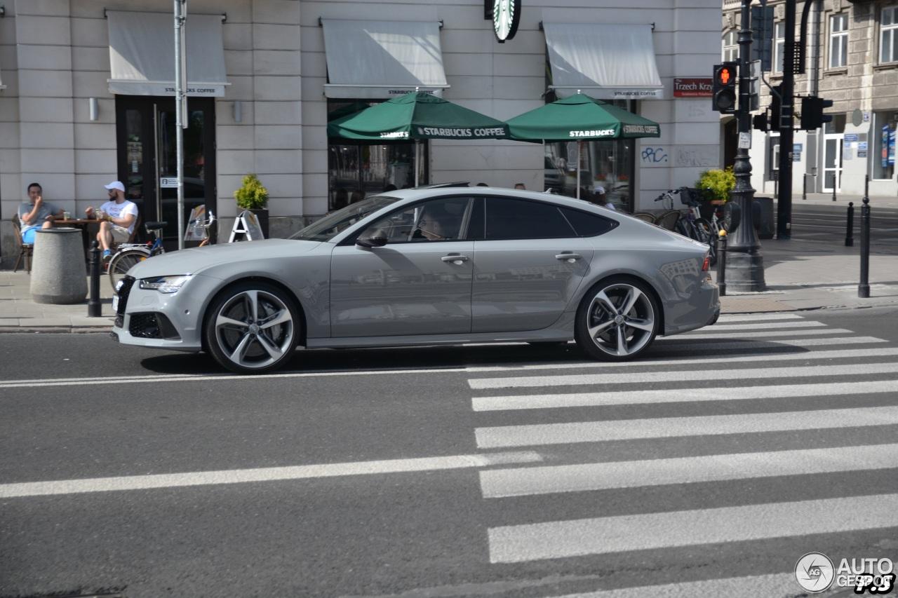 Audi Rs7 Sportback 2015 5 July 2015 Autogespot