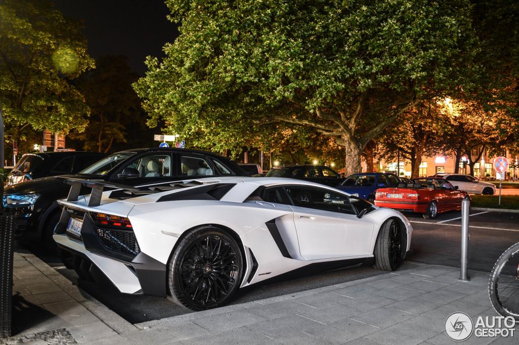 Lamborghini Aventador Lp750 4 Superveloce 5 Juli 2015