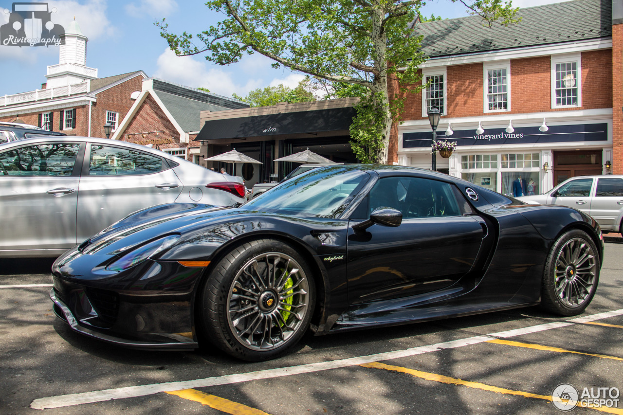 porsche 918 spyder 5 july 2015 autogespot. Black Bedroom Furniture Sets. Home Design Ideas