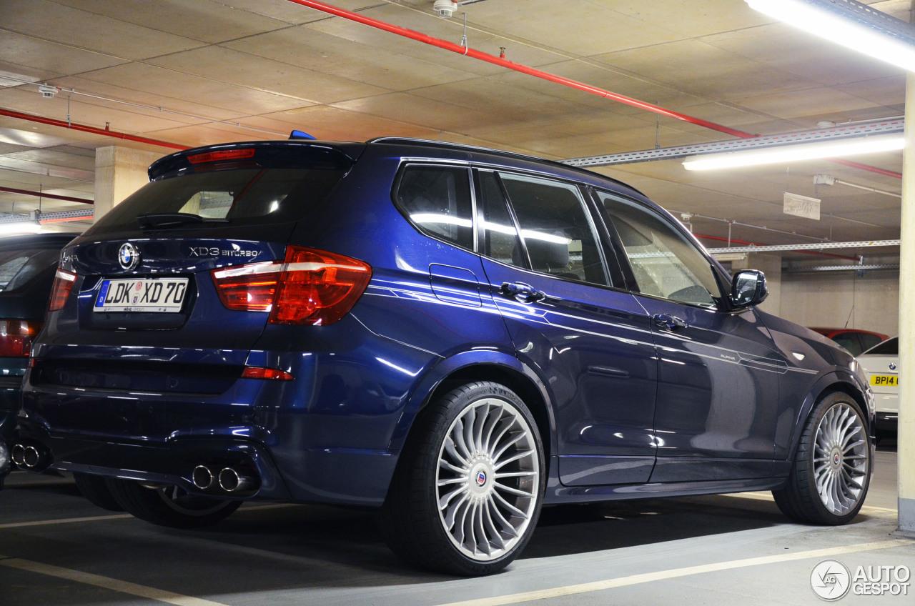 Alpina Xd3 Biturbo 7 July 2015 Autogespot