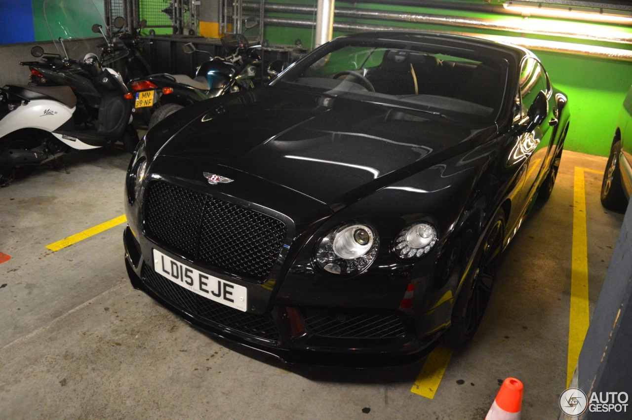 Bentley Continental Gt V8 S Concours Series Black 7 July