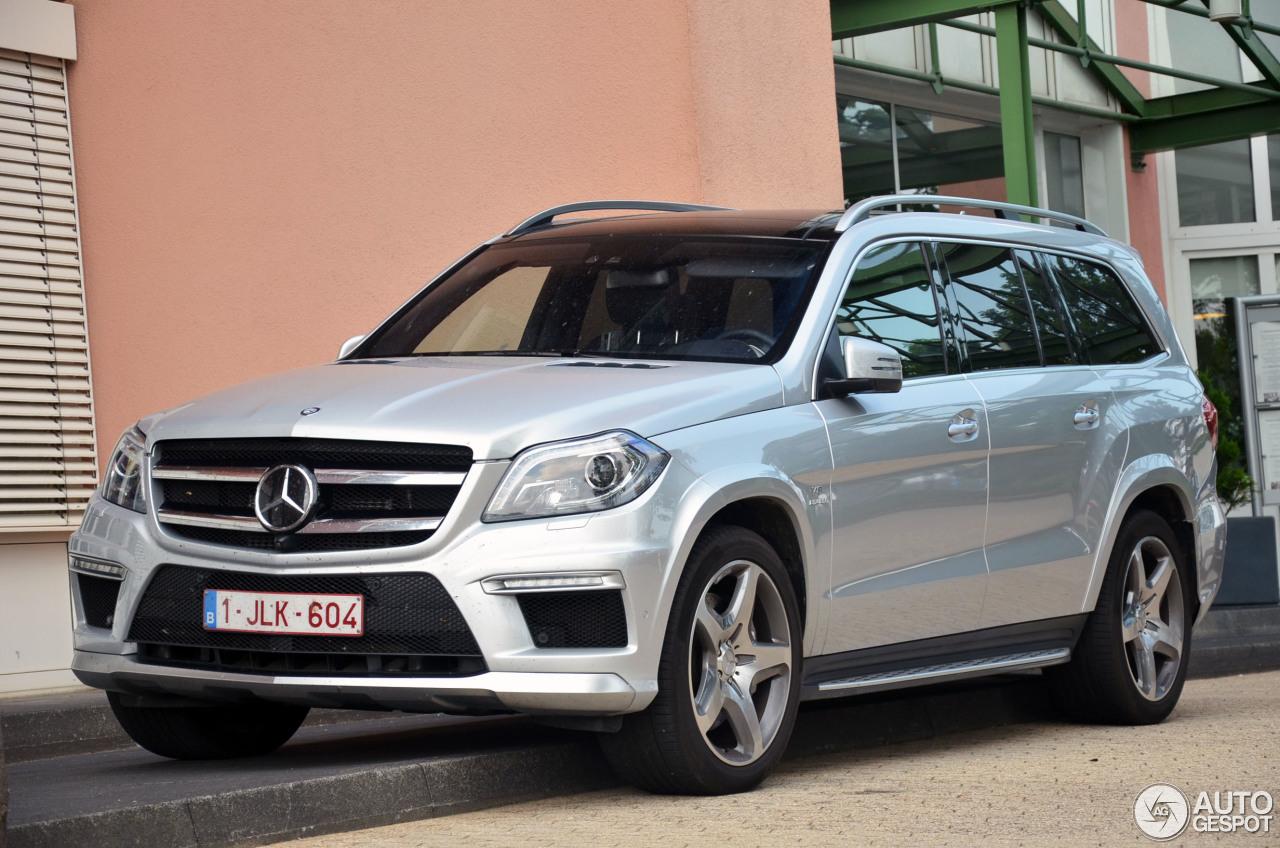 Mercedes benz gl 63 amg x166 7 juli 2015 autogespot for Mercedes benz gl amg 2015