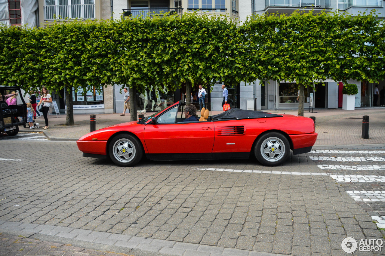 ferrari mondial t cabriolet 8 july 2015 autogespot. Black Bedroom Furniture Sets. Home Design Ideas
