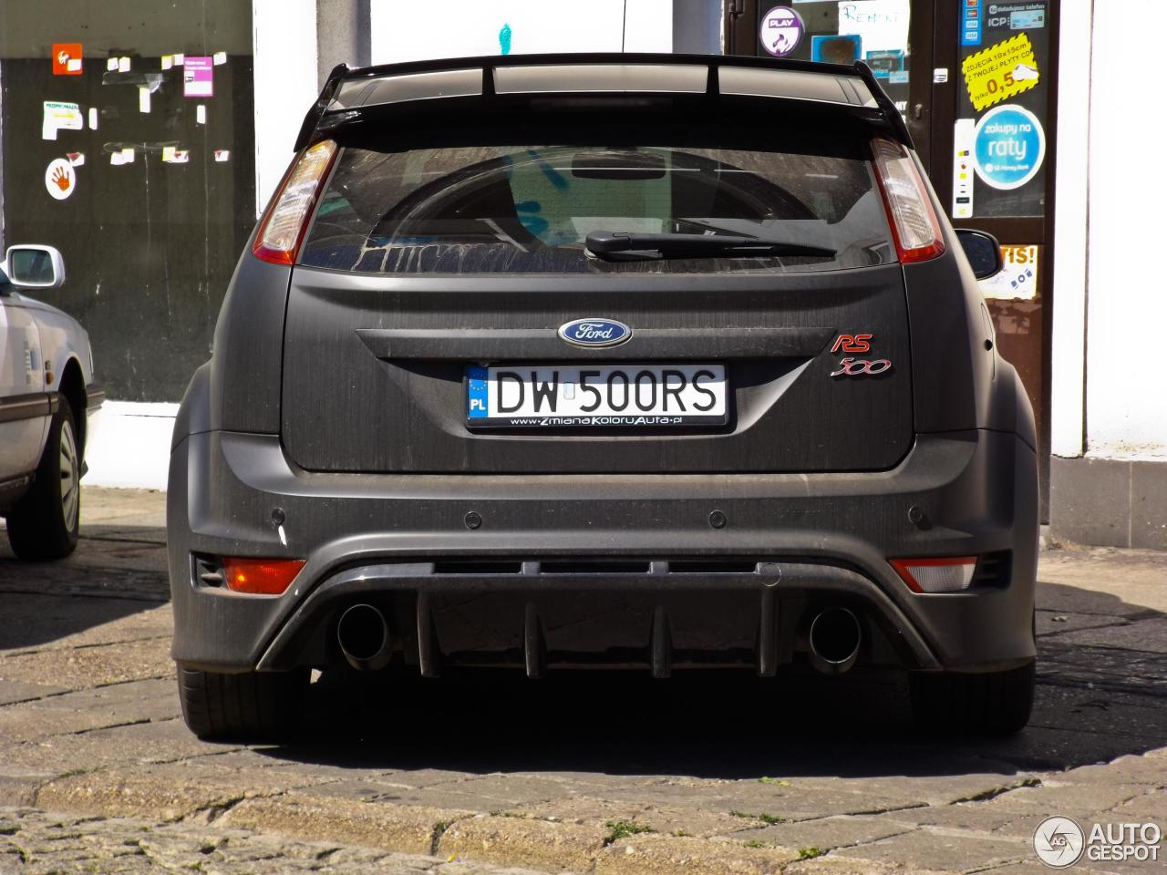 ford focus rs 500 8 july 2015 autogespot. Black Bedroom Furniture Sets. Home Design Ideas
