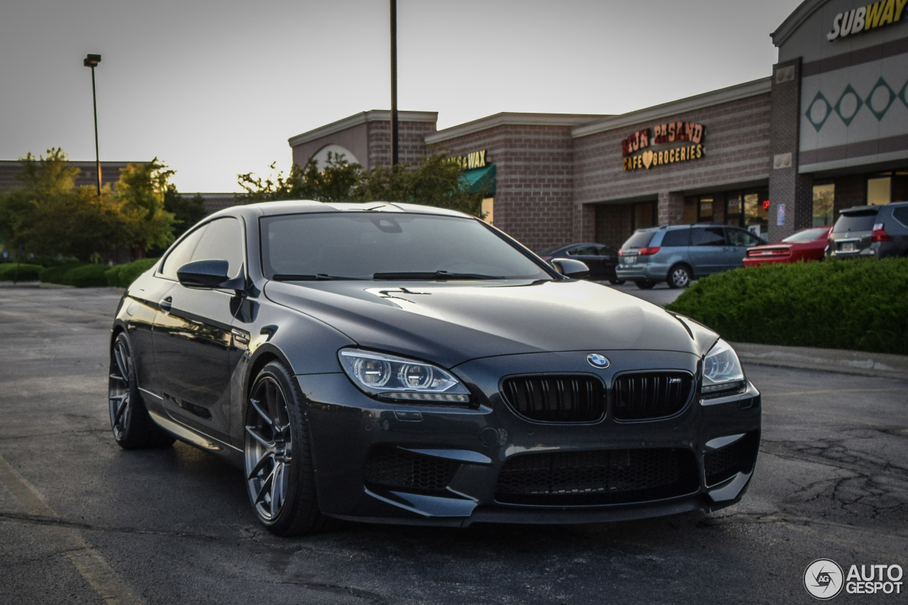 Bmw M6 F13 9 July 2015 Autogespot